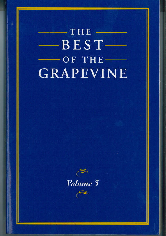 The Best Of the Grapevine Vol 3