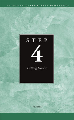 Step 4 Booklet - Getting Honest