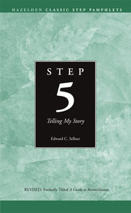 Step 5 Booklet - Telling My Story