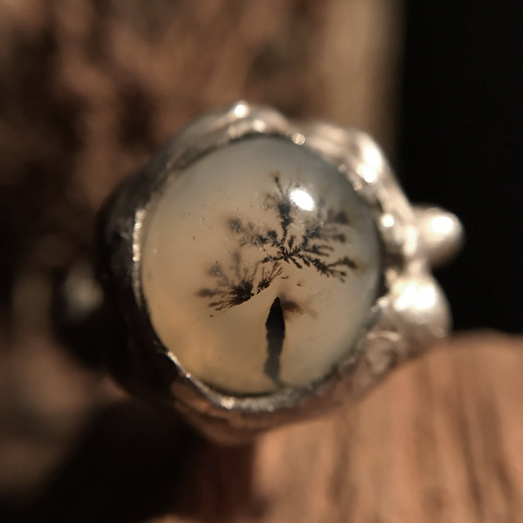 Trees Never Stop Growing Ring