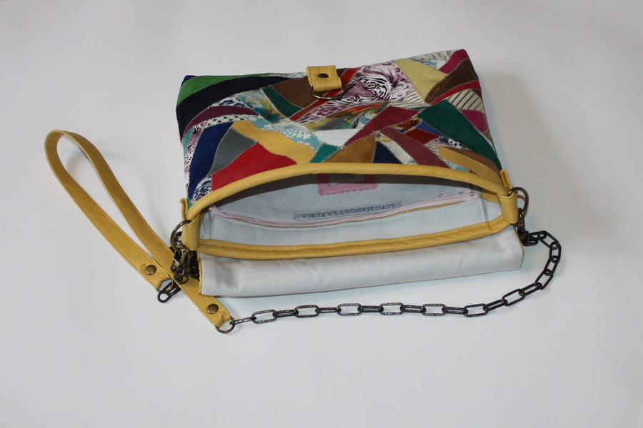 FOREST MEETS FLOWER CROSSBODY B