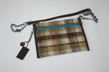 KIRIA TWEED CLUTCH