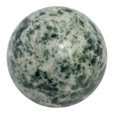 Buy Tree Moss Agate Sphere from Crystalline Creatures