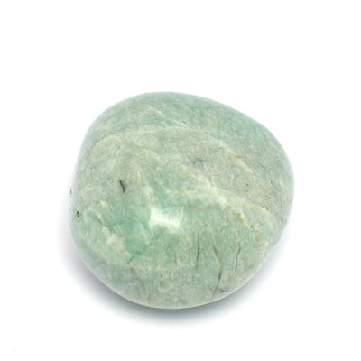 Buy Amazonite Palm Stone from Crystalline Creatures