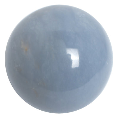 Buy Angelite Sphere from Crystalline Creatures
