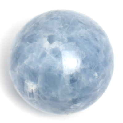 Buy Blue Calcite Sphere from Crystalline Creatures