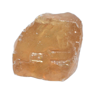 Honey Calcite Raw Piece