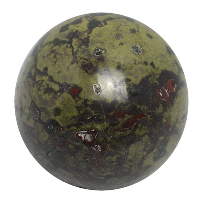 Dragon Blood Sphere - Crystalline Creatures