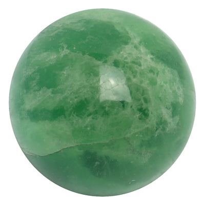 Buy Fluorite Sphere from Crystalline Creatures
