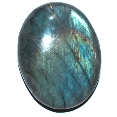 Buy Labradorite Palm Stone from Crystalline Creatures
