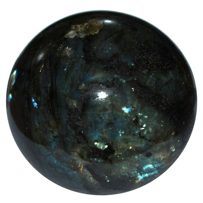 Buy Labradorite Sphere from Crystalline Creatures