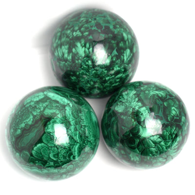 Malachite Sphere - Crystalline Creatures