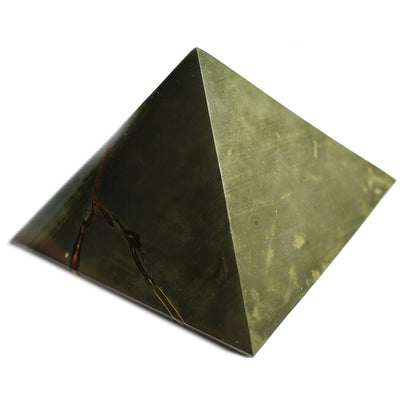 Buy Polychrome Jasper Pyramid from Crystalline Creatures