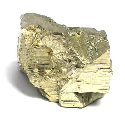 Buy Pyrite Cube from Crystalline Creatures
