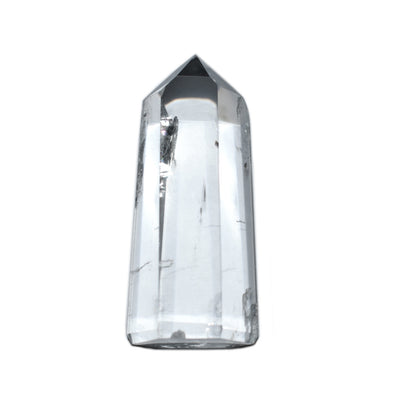 Buy Clear Quartz Crystal - Standing Point from Crystalline Creatures