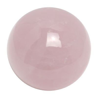 Rose Quartz Sphere - Crystalline Creatures