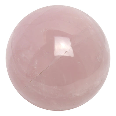 Buy Rose Quartz Crystal - Sphere from Crystalline Creatures