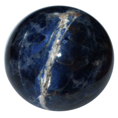 Buy Sodalite Sphere from Crystalline Creatures