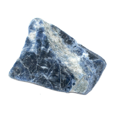Buy Raw Sodalite Stone - Piece from Crystalline Creatures