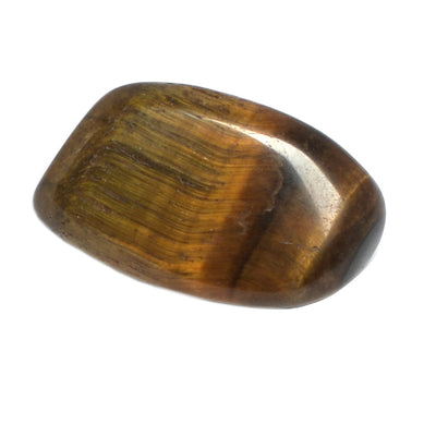 Buy Tiger's Eye Tumbled Stones from Crystalline Creatures