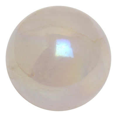 Buy Aura Quartz Crystal - Sphere from Crystalline Creatures