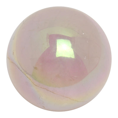 Angel Aura Rose Quartz Sphere