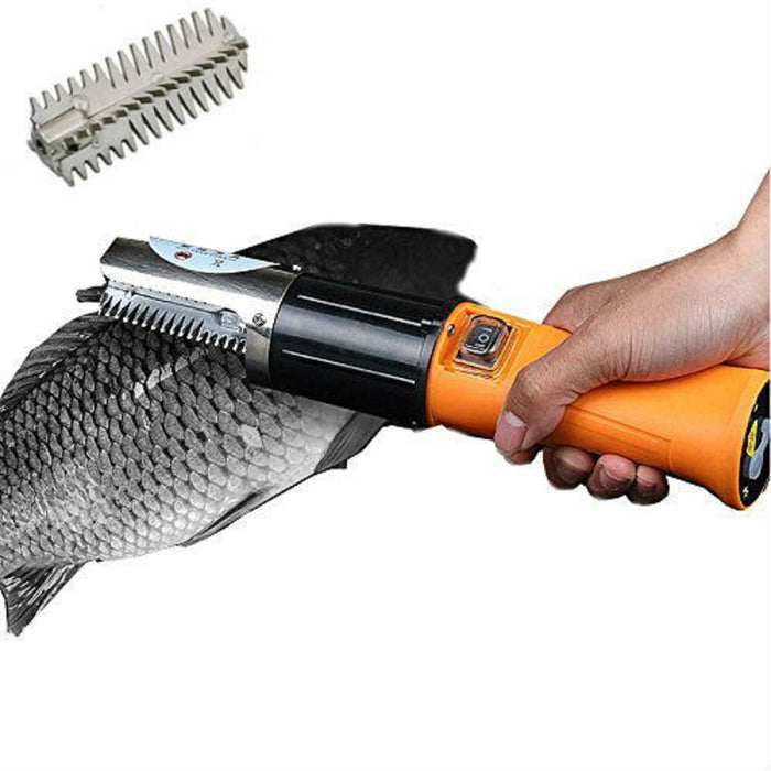 Professional Electric Fish Scaler