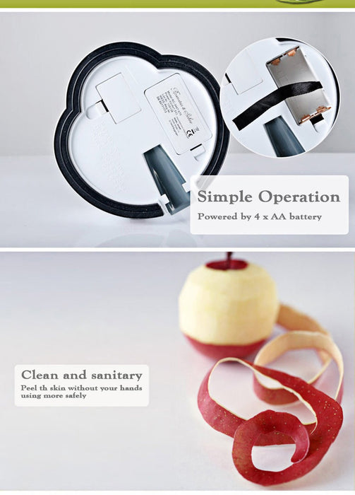 Multifunction Electric Fruit And Vegetable Peeler