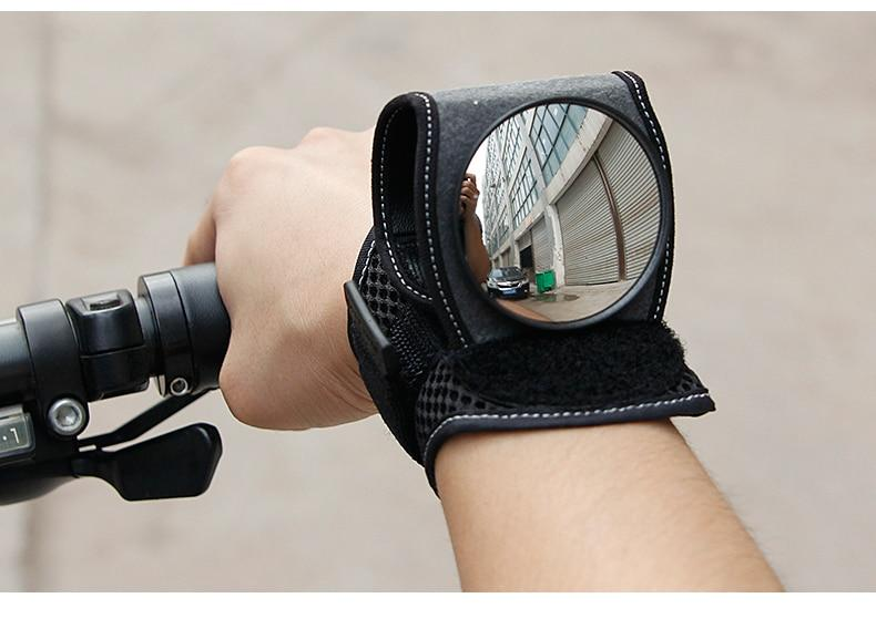 Adjustable Bike Wrist Mirror