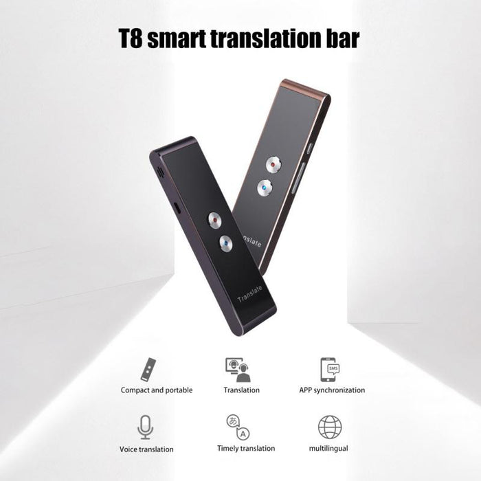 Portable Smart Multi-Language Voice Translator