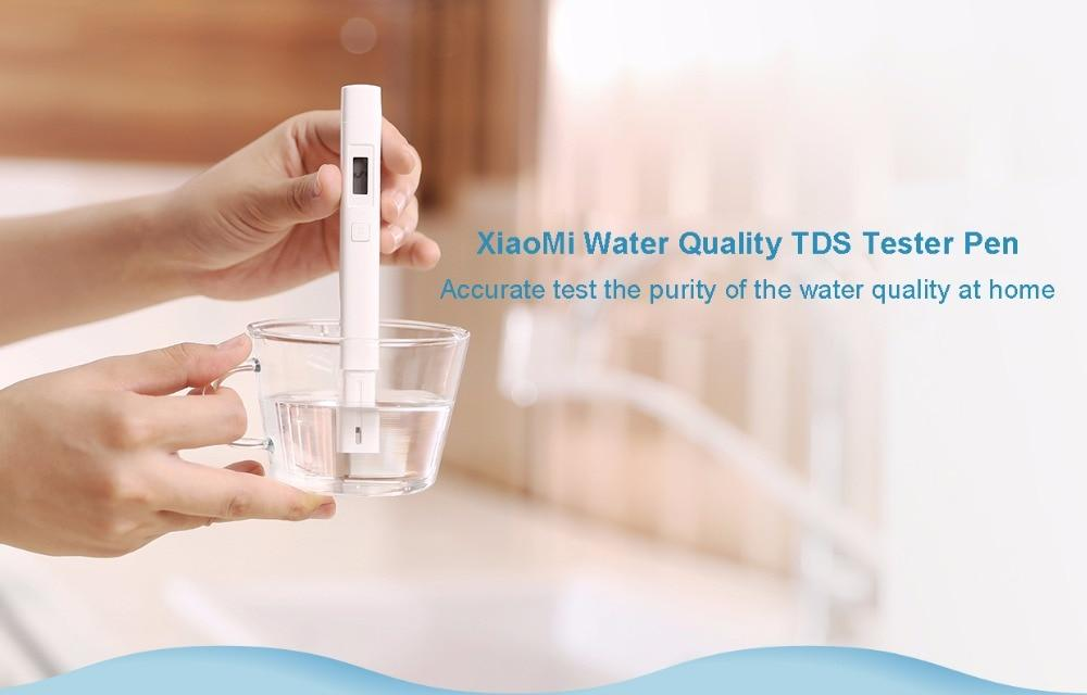 Xiaomi TDS Tester Pen - Portable Water Purity Quality Tester