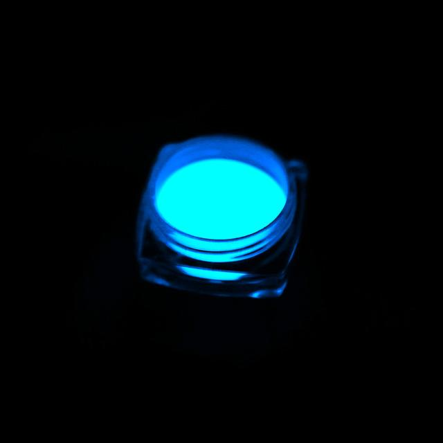 Glow In The Dark Nail Glitter Powder