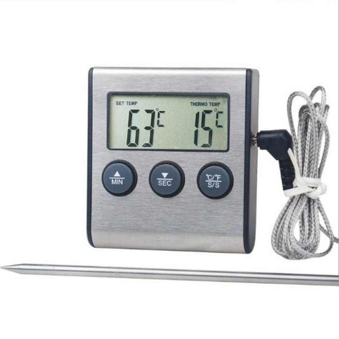 Stainless Steel Kitchen food thermometer