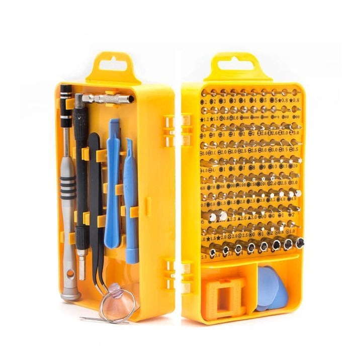 Precision 108 in 1 Magnetic Screwdriver Set