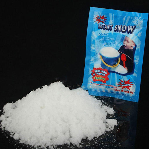 Artificial Instant Snow