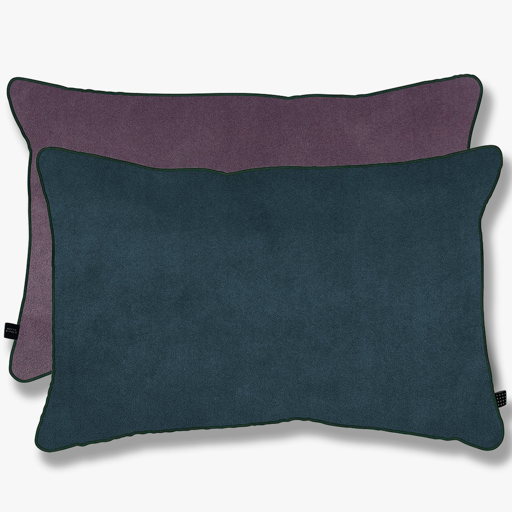 BLOCK Pude, dust blue/lilac