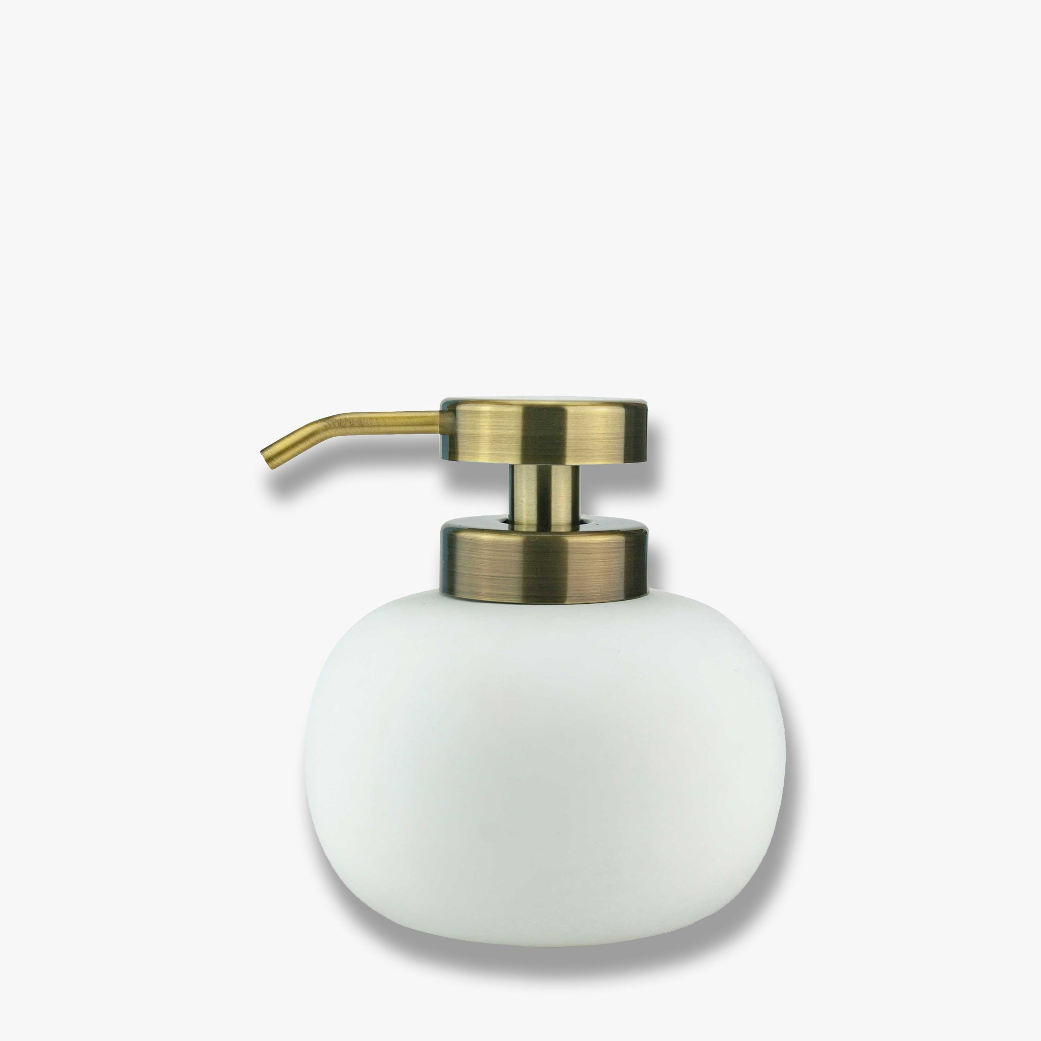 LOTUS Sæbedispenser lav, white