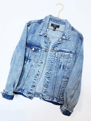 Knowledge Denim Jacket
