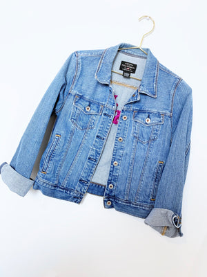 Hustler Denim Jacket