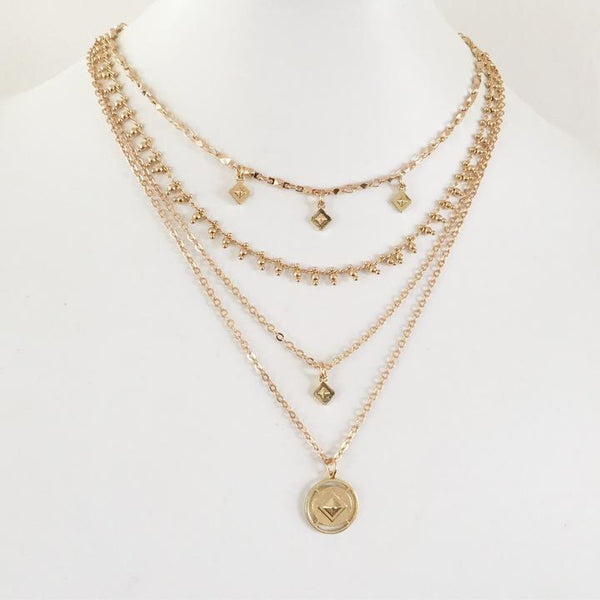 Kyla Layered Necklace