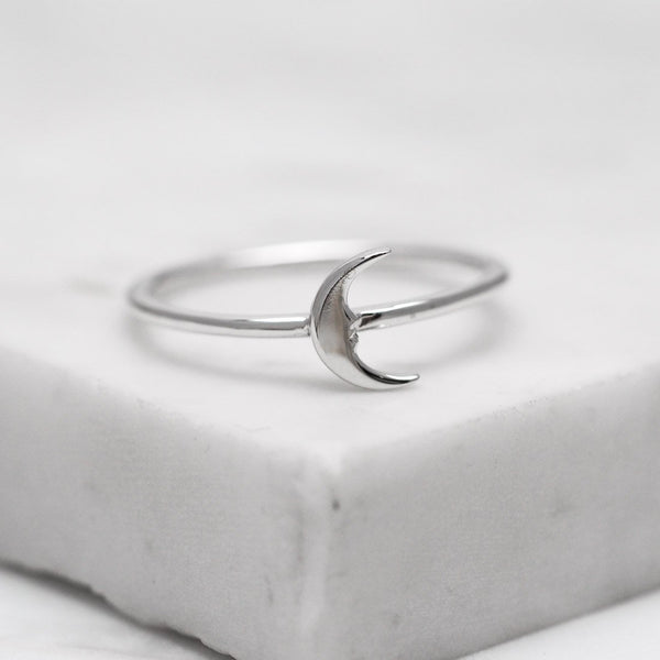 Lullaby Moon Ring