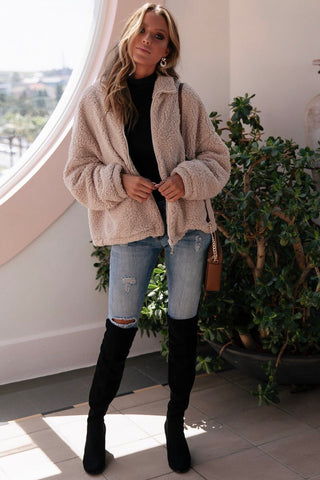 SHEEPISH JACKET