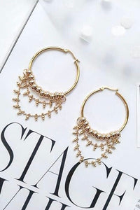 Narla Hoop Earrings