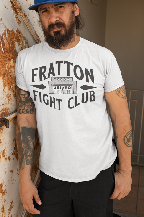 Fratton Fight Club T Shirt