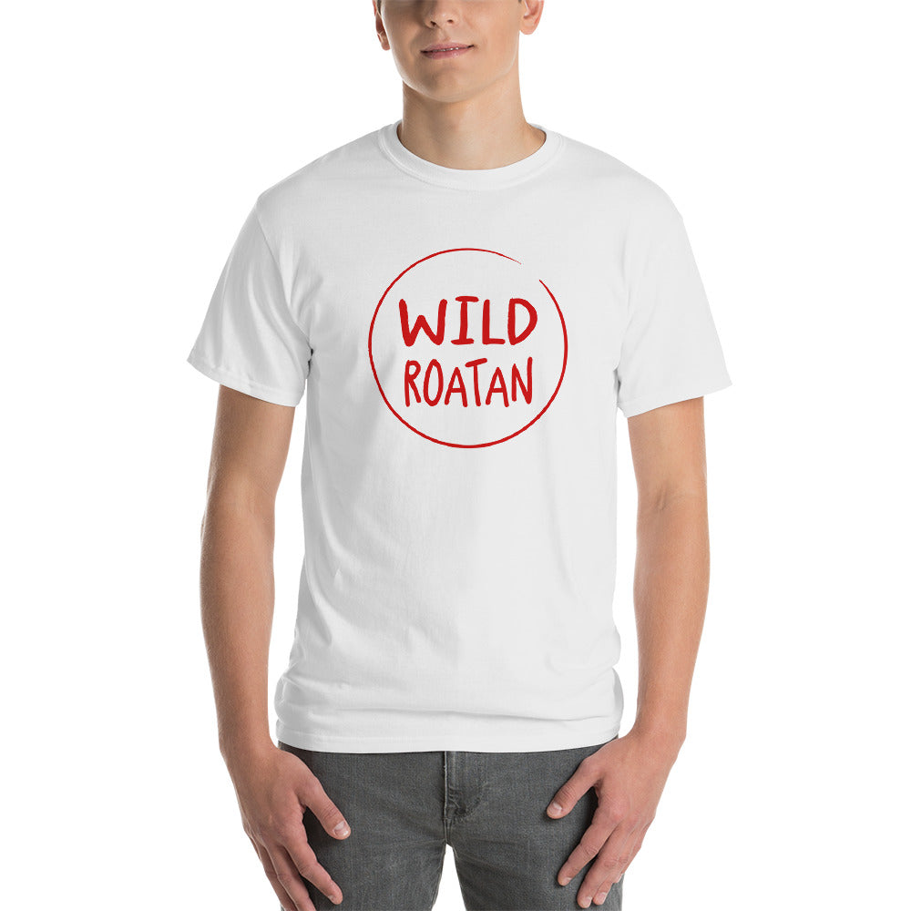 Wild Roatan - Short sleeve t-shirt