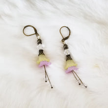 Ostara Flower Earrings