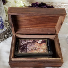 Pentacle Wooden Box