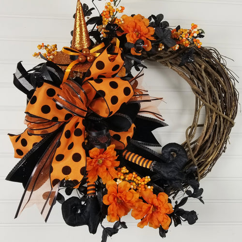 Witch Wreath