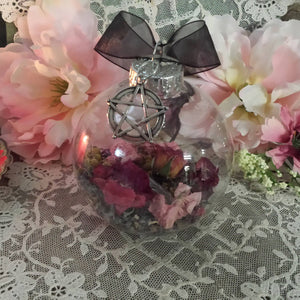 Witches Protection Charm Ball