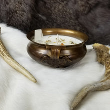 Viking Candle, Odin Candle, Alfdir, Woden
